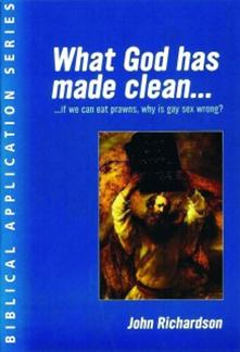 what god has made clean