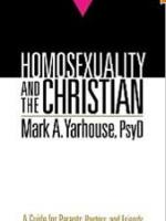 homosexuality & the christian cover